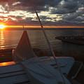 Sunrise @ Lake by Steve Bell