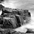Thunder Along The Acadia Coastline - No 1 by Expressive Landscapes Fine Art Photography by Thom