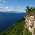 Thunder Bay Lookout by Joanne Smoley