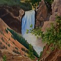 Thunder Falls by Susan Galassi