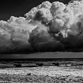 Thunder Head By The Sea by Louis Dallara