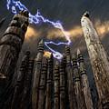 Thunder Mountain by Barbara  White