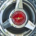 Thunderbird Rim Emblem by Jill Reger