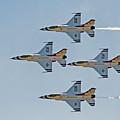Thunderbirds 1-4 Turning 2627 by BuffaloWorks Photography