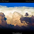 Thunderhead Cloud Color Poster Print by James BO Insogna