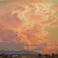 Thunderheads by Charles Thomas Fine Art