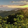Thunderstruck Sunset by Eric Albright