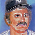 Thurman Munson by William Bowers