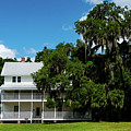 Thursby House Blue Springs State Park Florida by Lawrence S Richardson Jr