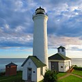 Tibbetts Point Lighthouse In June by Dennis McCarthy