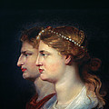 Tiberius & Agrippina by Granger