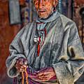 Tibetan Refugee by Steve Harrington