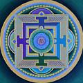 Tibetan Rose by Charlotte Backman