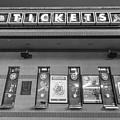 Ticket Booth Busch Stadium by John McGraw