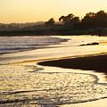 Tidal Sunset by Marilyn Hunt