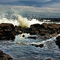 Tide Coming In by Christopher Holmes