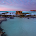 Tidepool Dawn by Mike  Dawson