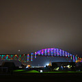 Tie Dye Bridge by Craig David Morrison