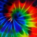 Tie Dye by Lynne Jenkins