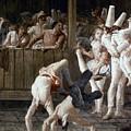 Tiepolo: Acrobats, 18th C by Granger