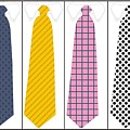 Ties by Priscilla Wolfe