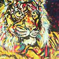 Tiger #2 by Arrin Burgand