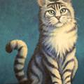 Tiger Kitty by Tish Wynne