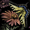 Tiger Swallowtail by Laurie Musser