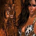 Tigress # 2 by G Berry