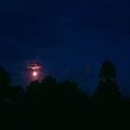 Tikal Guatemala Full Moon by Gary Wonning