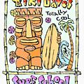 Tiki Dave's by Aaron Bodtcher