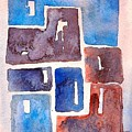 Tiles 2 by Karen Riehm