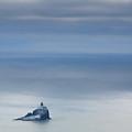 Tillamook Rock Lighthouse by Don Schwartz