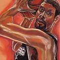 Tim Duncan by Americo Salazar
