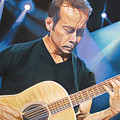 Tim Reynolds And Lights by Joshua Morton