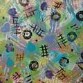 Time Bonding  Pc.1 by April Brown