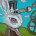 Time Flies For The White Rabbit by Jaz Higgins