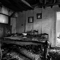 Time Keeps On Running Yesterday Living Room by Dirk Ercken