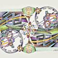 Time Object by Sam Davis Johnson