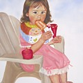 Time Out For Ice Cream by Joni McPherson