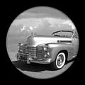 Time Portal - '41 Cadillac by Gill Billington