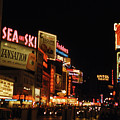 Time Square 1956 by Hollywood Prints