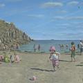 Time To Go Home - Porthgwarra Beach Cornwall by Richard Harpum