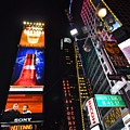 Times Square by Gene Sizemore