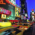 Times Square New York City by Gary Corbett