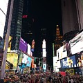 Times Square On A Tuesday. by Jason Croom