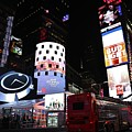 Times Square On News Year Eve by Douglas Sacha