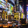 Times Square Pano by Nick Zelinsky