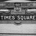 Times Square Station Tablet by Daniel Hagerman