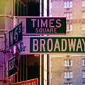 Times Square by William Arenas